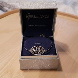 NWT silver bracelet
